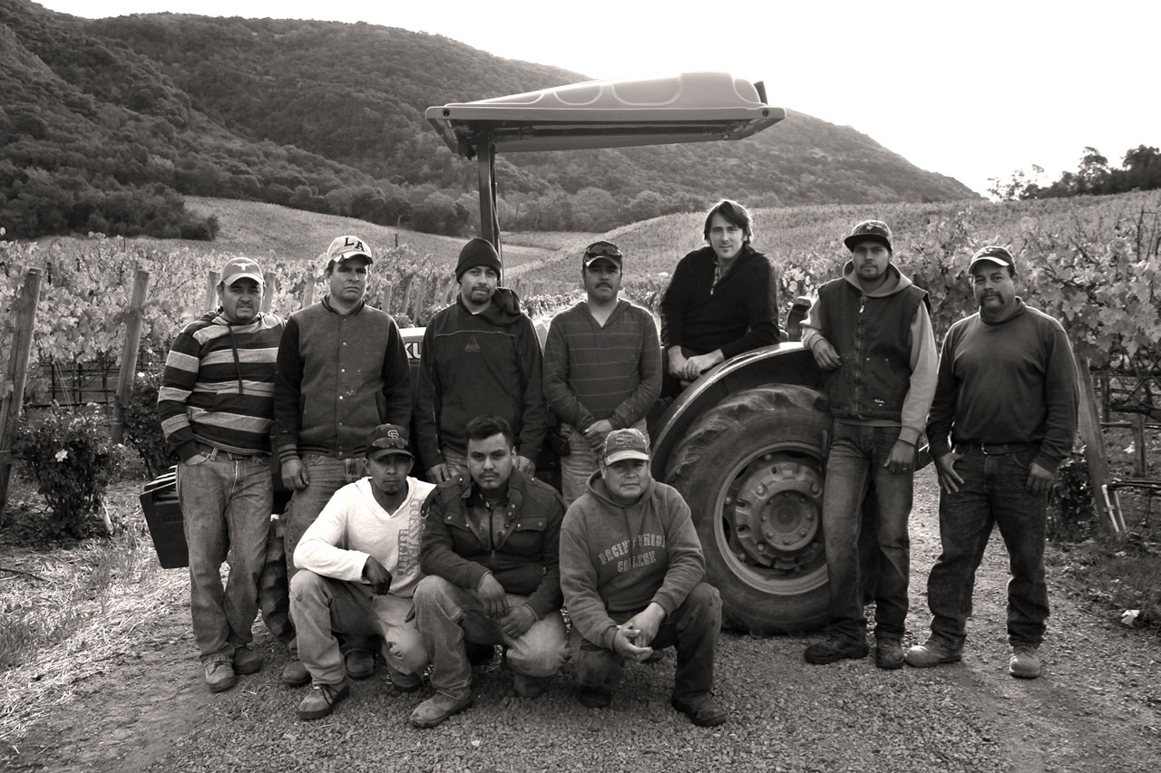 The Vineyard Team